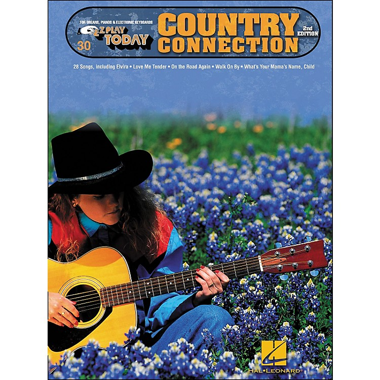 Hal LeonardCountry Connection 2nd Edition E-Z Play 30