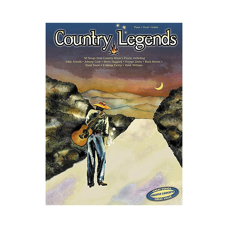 Creative ConceptsCountry Legends (Songbook)