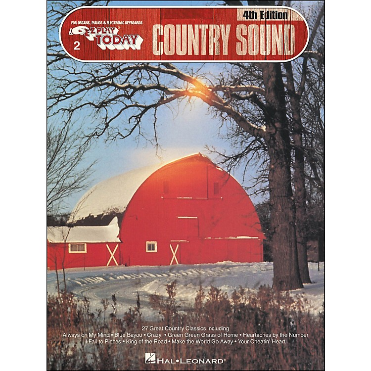 Hal Leonard Country Sound 4th Edition E-Z Play 2