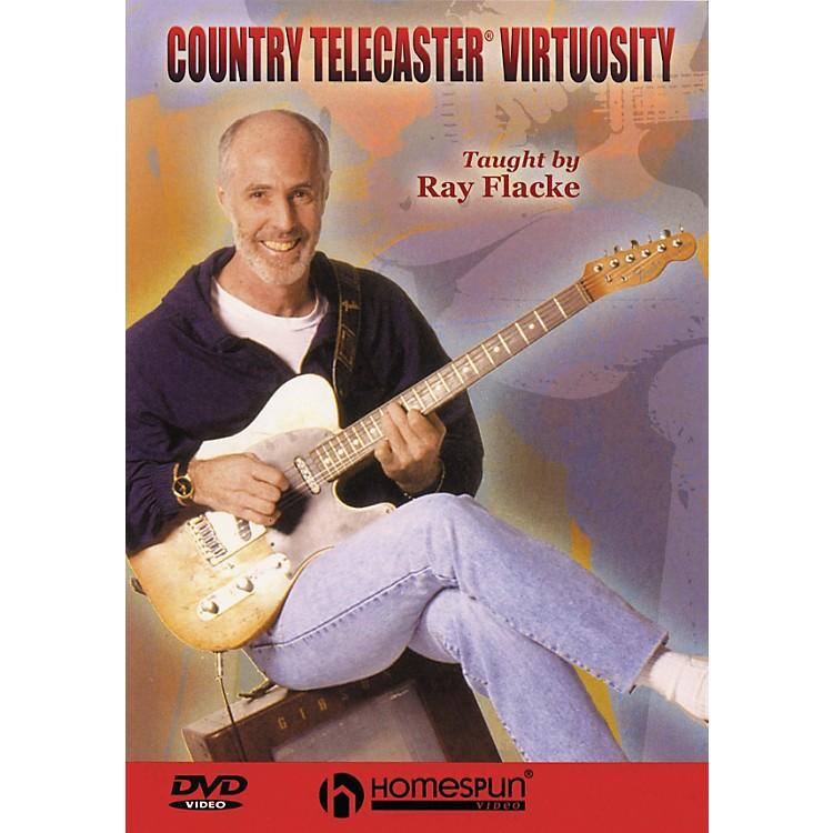 HomespunCountry Telecaster Virtuosity (DVD)