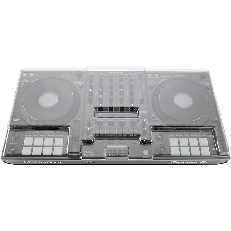 Decksaver Cover for Pioneer DDJ-1000 DJ Controller Clear