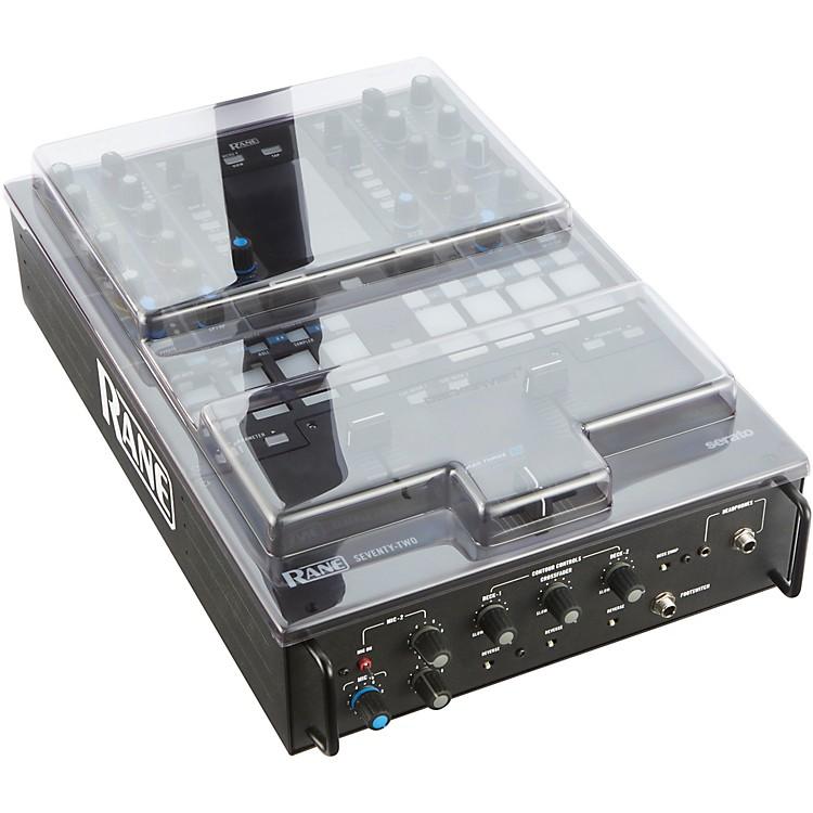DecksaverCover for Rane Seventy-Two Battle DJ Mixer