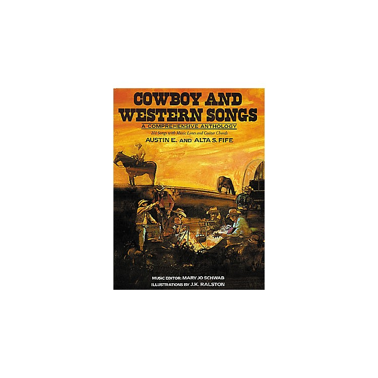 Creative ConceptsCowboy and Western Songs Guitar Tab Songbook