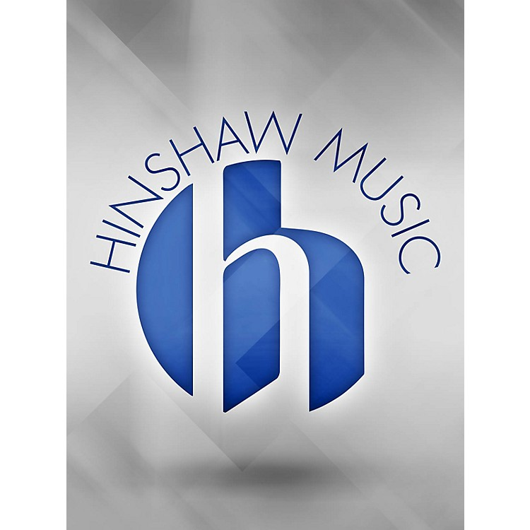 Hinshaw MusicCradle Hymn SATB Composed by Gilbert Martin