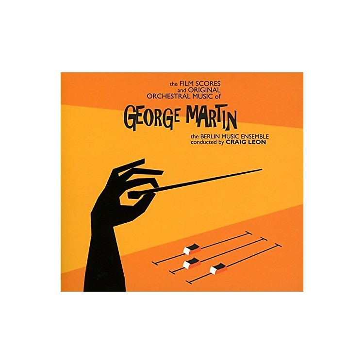 Alliance Craig Leon - The Film Scores And Original Orchestral Music Of George Martin
