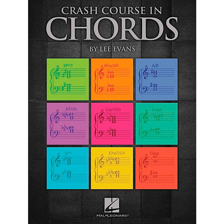 Hal Leonard Crash Course In Chords