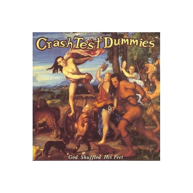 Alliance Crash Test Dummies - God Shuffled His Feet