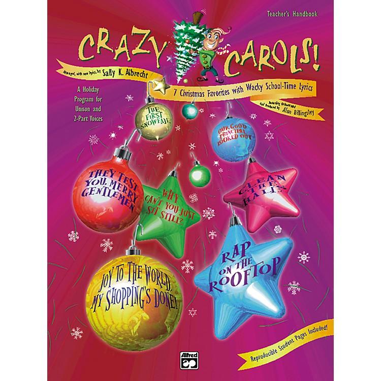 AlfredCrazy Carols