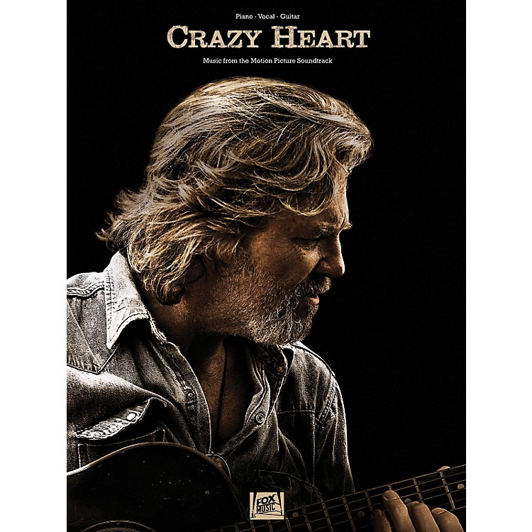 Hal LeonardCrazy Heart Music From The Motion Picture Soundtrack PVG