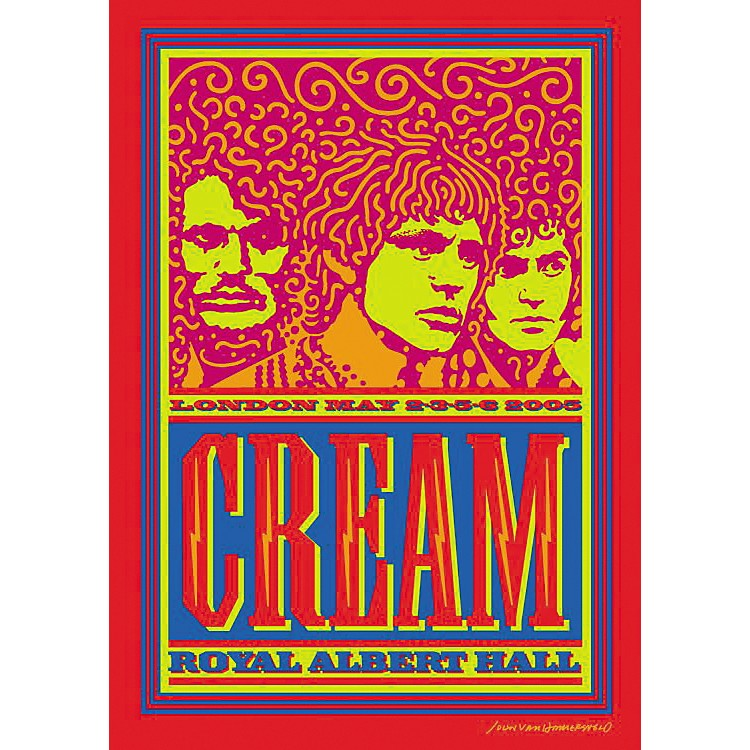 AlfredCream - Royal Albert Hall 2005 2-DVD Set