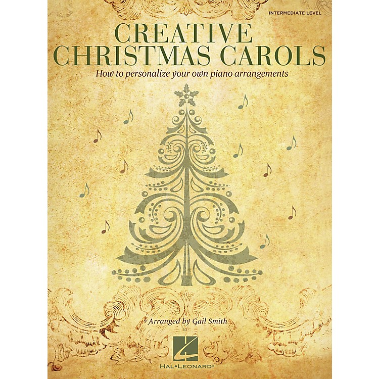Hal Leonard Creative Christmas Carols Educational Piano Solo Series Softcover