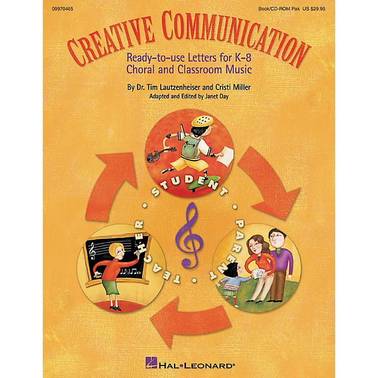 Hal Leonard Creative Communication for K-8 Music