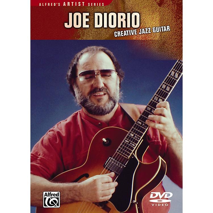 AlfredCreative Jazz Guitar with Joe Diorio DVD