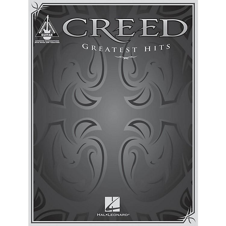 Hal LeonardCreed - Greatest Hits Guitar Tab Songbook