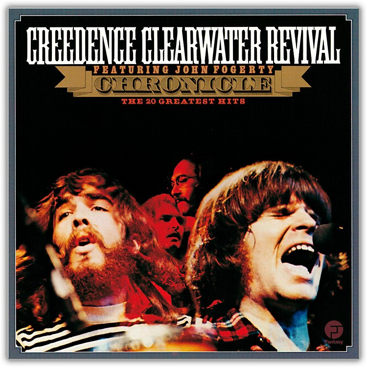 Universal Music Group Creedence Clearwater Revival - Chronicle The 20 Greatest Hits Vinyl LP