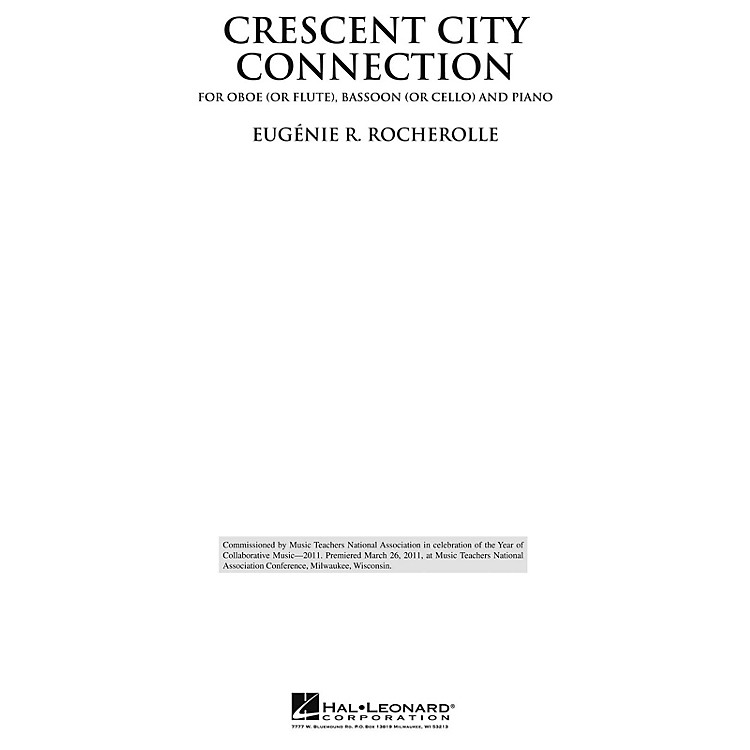 Hal Leonard Crescent City Connection Misc Series