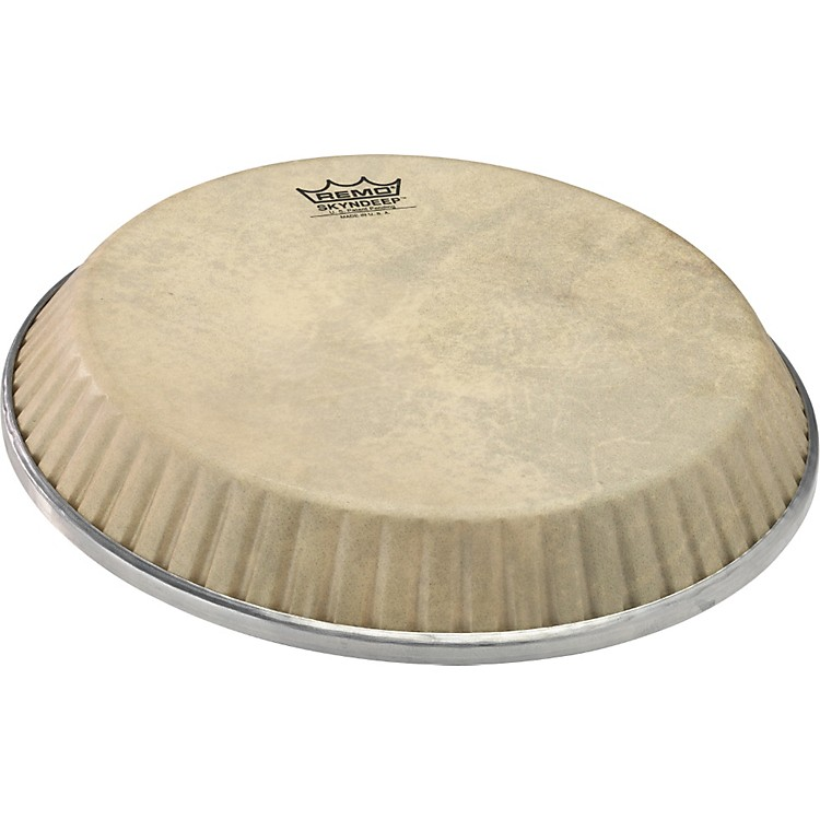 Remo Crimplock Symmetry Skyndeep D2 Conga Drumhead Calfskin Graphic 11.75 in.
