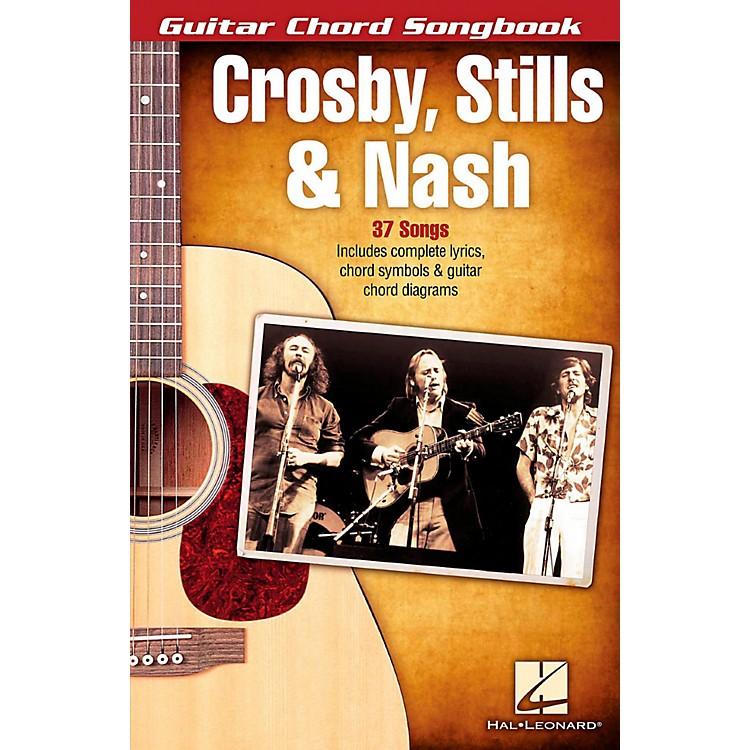Hal LeonardCrosby, Stills & Nash - Guitar Chord Songbook