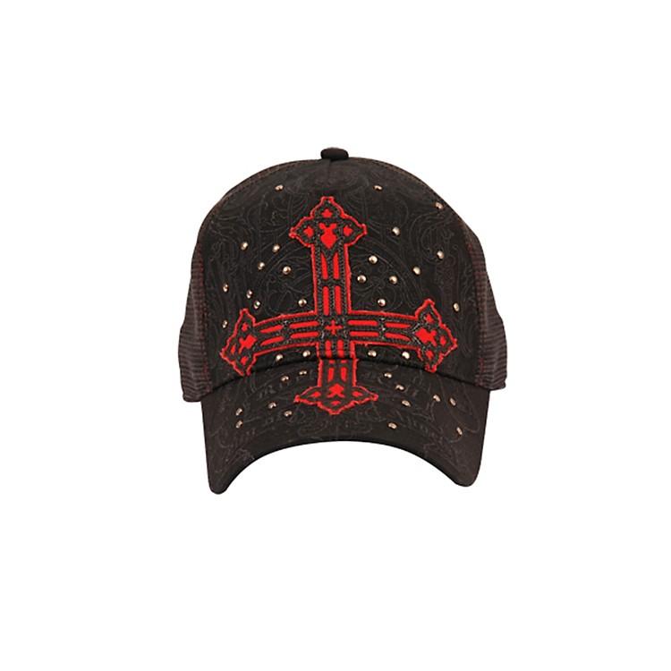 FenderCross Applique Trucker Hat