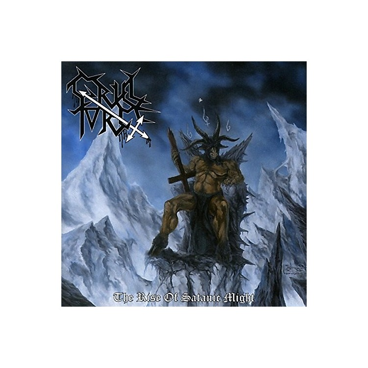 AllianceCruel Force - Rise Of Satanic Might (White Vinyl)