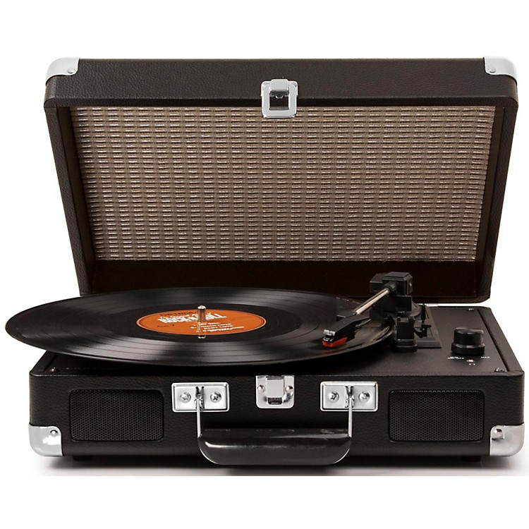 Crosley Cruiser Record Player Black