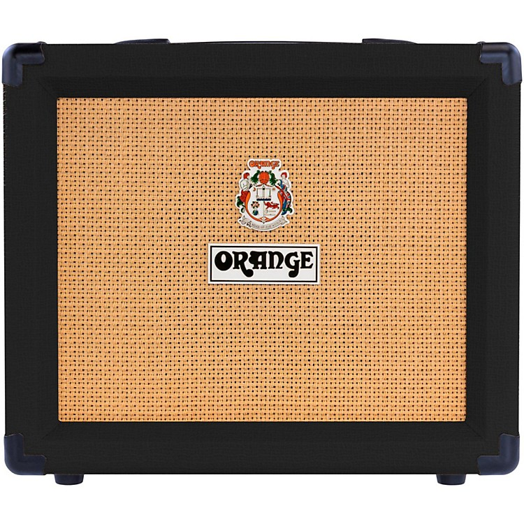 Orange Amplifiers Crush 20 20W 1x8 Guitar Combo Amp Black