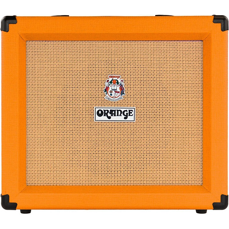 Orange AmplifiersCrush 35RT 35W 1x10 Guitar Combo AmpBlack