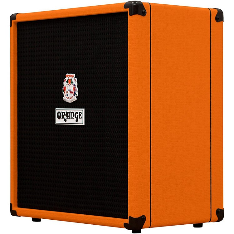 Orange Amplifiers Crush Bass 50 50W 1x12 Bass Combo Amplifier Black