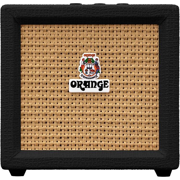 Orange AmplifiersCrush Mini 3W 1x3 Guitar Combo AmpBlack
