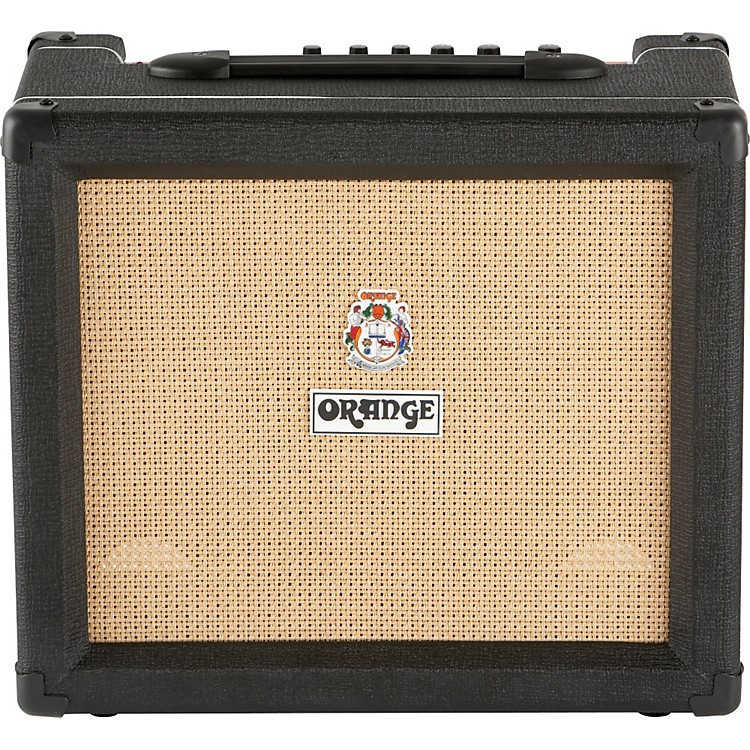 Orange Amplifiers Crush PiX Series CR35LDX 35W 1x10 Guitar Combo Amp Black