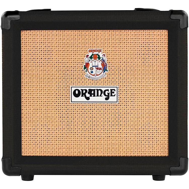 Orange AmplifiersCrush12 12W 1x6 Guitar Combo AmpBlack