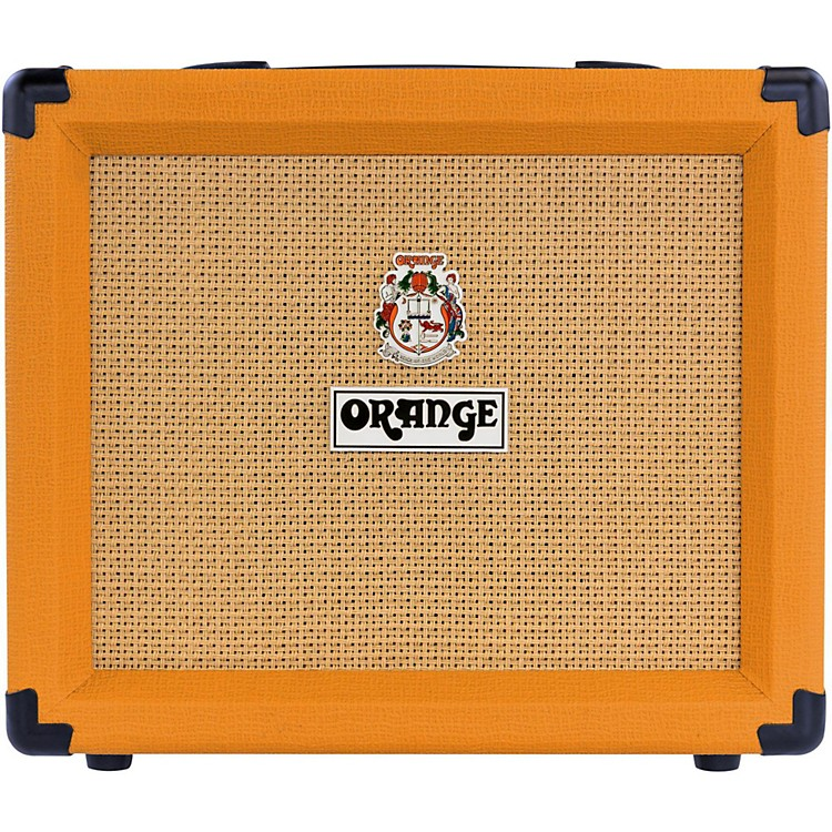 Orange Amplifiers Crush20 20W 1x8 Guitar Combo Amp Orange