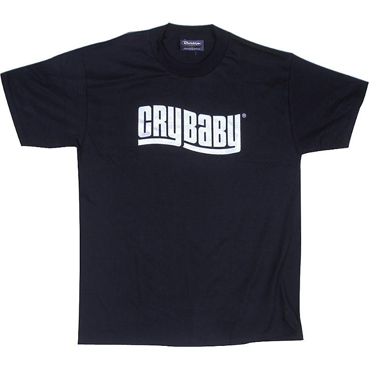 DunlopCry Baby T-ShirtBlackExtra Large