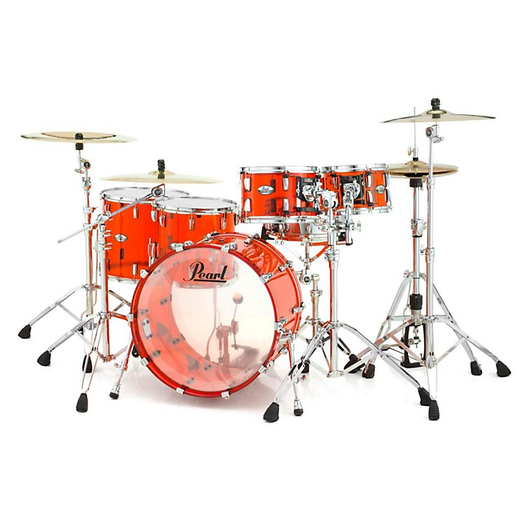 PearlCrystal Beat 5-Piece Shell PackRuby Red