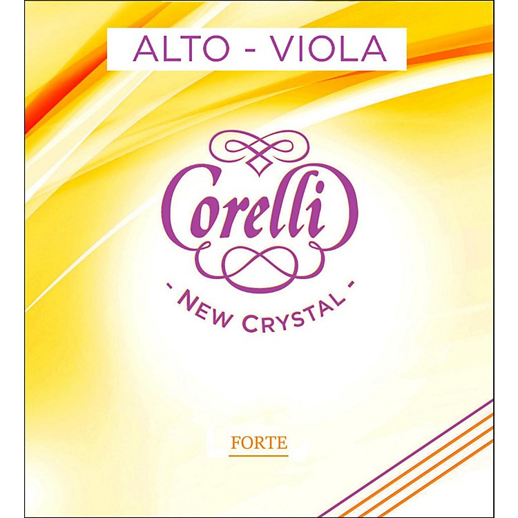 Corelli Crystal Viola C String Full Size Heavy Loop End