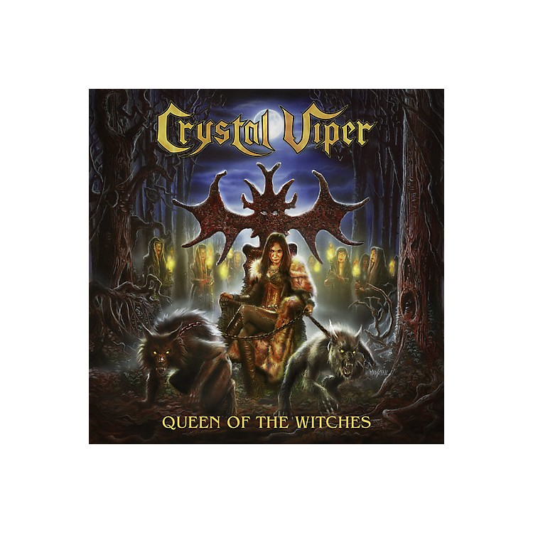 AllianceCrystal Viper - Queen Of The Witches