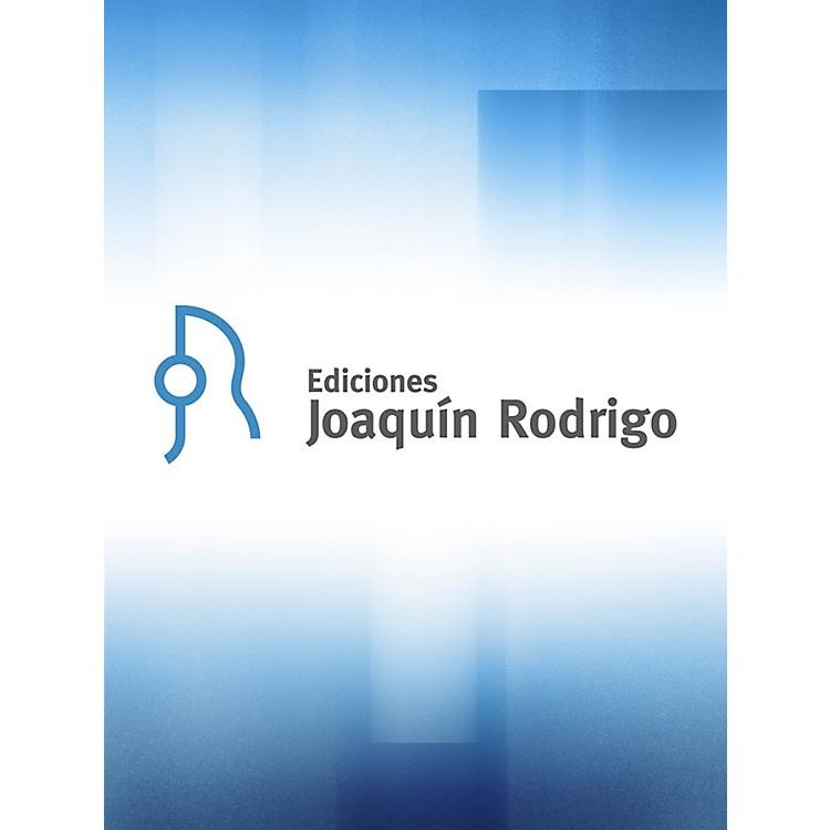SchottCuatro Canciones Sefardies Schott Series Softcover Composed by Joaquin Rodrigo