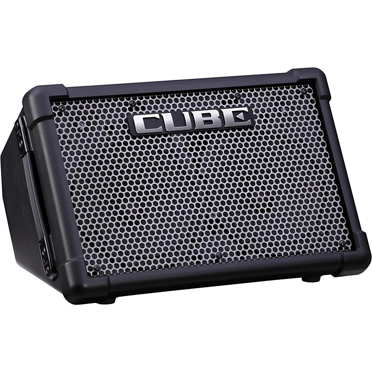 RolandCube Street EX Battery Powered Stereo Guitar Amplifier888365915869