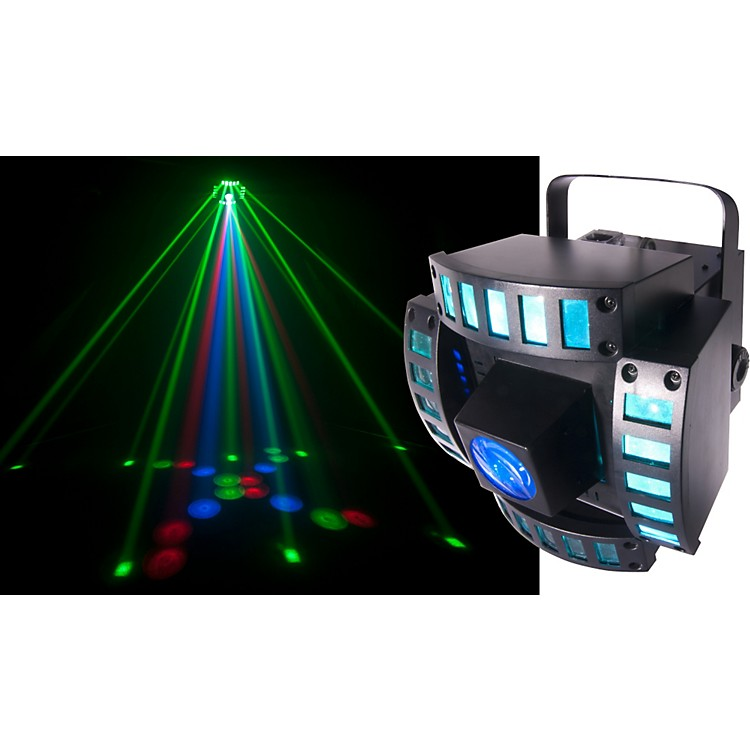 CHAUVET DJ Cubix Multicolored LED Effect Light  886830364785