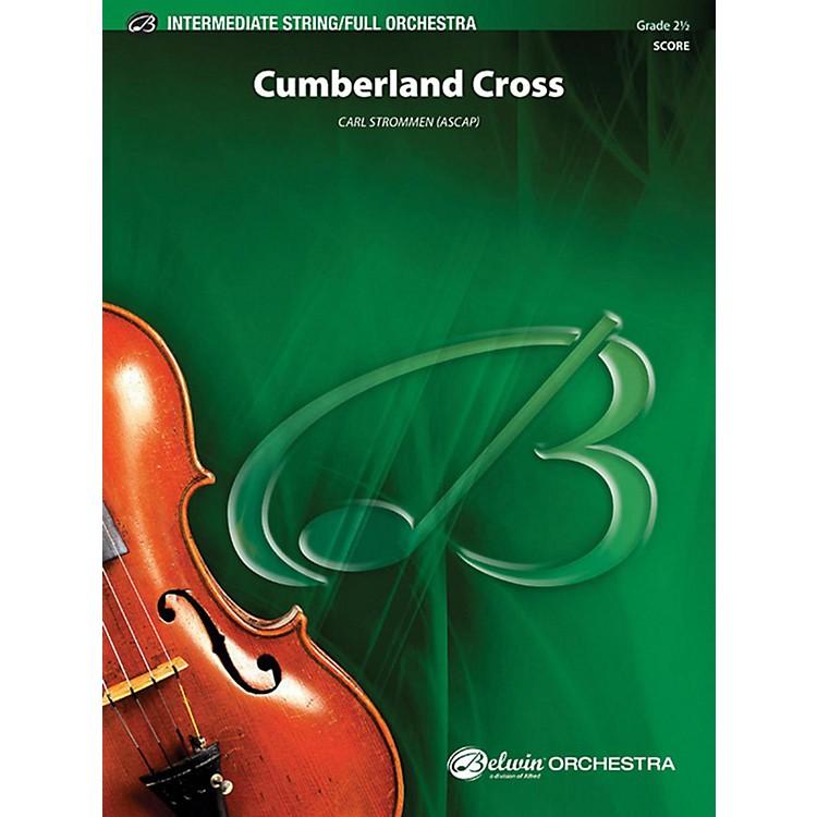 AlfredCumberland Cross Full Orchestra Grade 2.5
