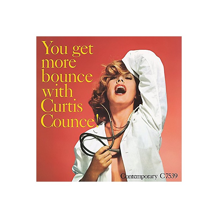 AllianceCurtis Counce - You Get More Bounce with Curtis Counce