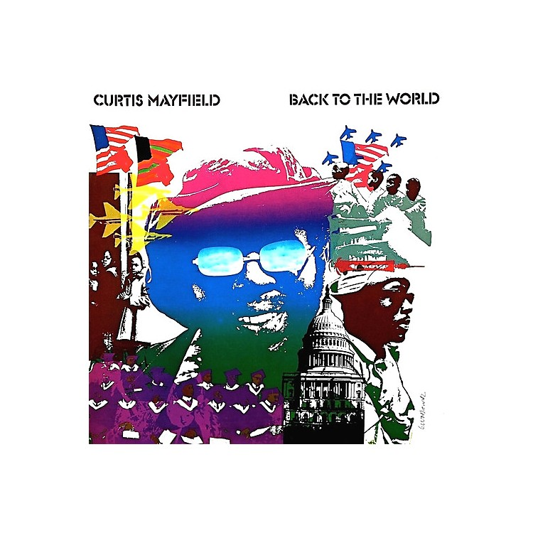 Alliance Curtis Mayfield - Back To The World