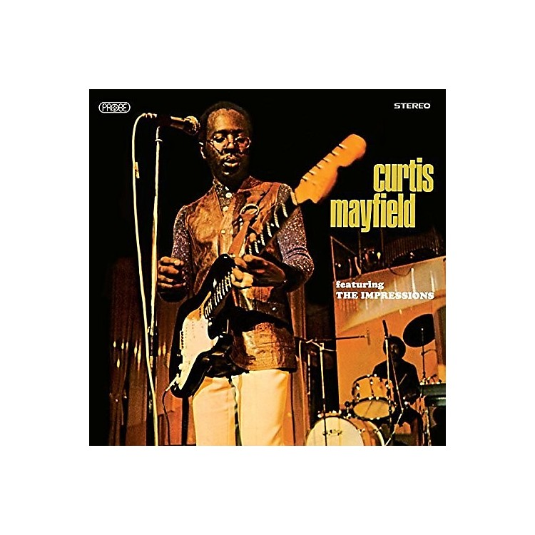 AllianceCurtis Mayfield - Curtis Mayfield Featuring The Impressions