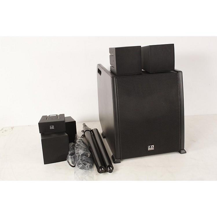 LD SystemsCURV 500 ES Portable Array System Entertainer Set888365895918