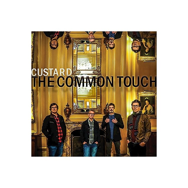 Alliance Custard - Common Touch