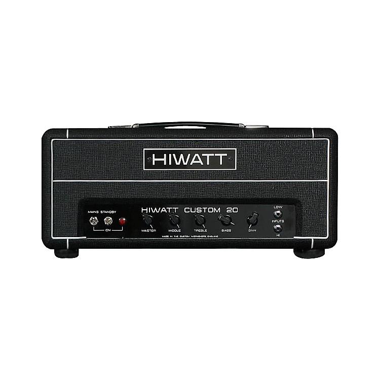 HiwattCustom 20 20W Tube Guitar Amp Head