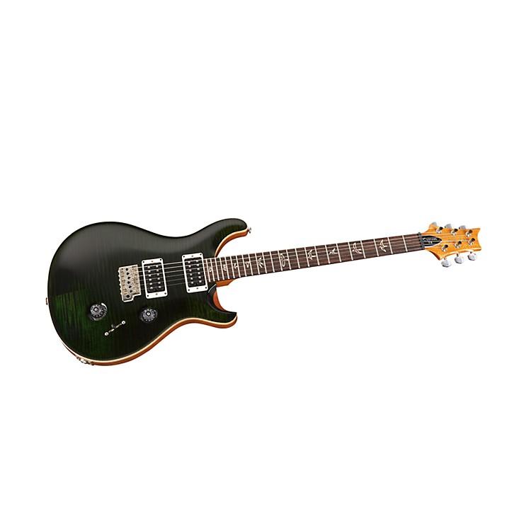 PRSCustom 24 with Pattern Thin Neck Electric GuitarEvergreen