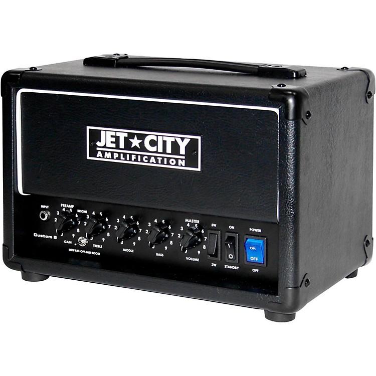 Jet City AmplificationCustom 5 5W/2W Tube Guitar Amp HeadBlack
