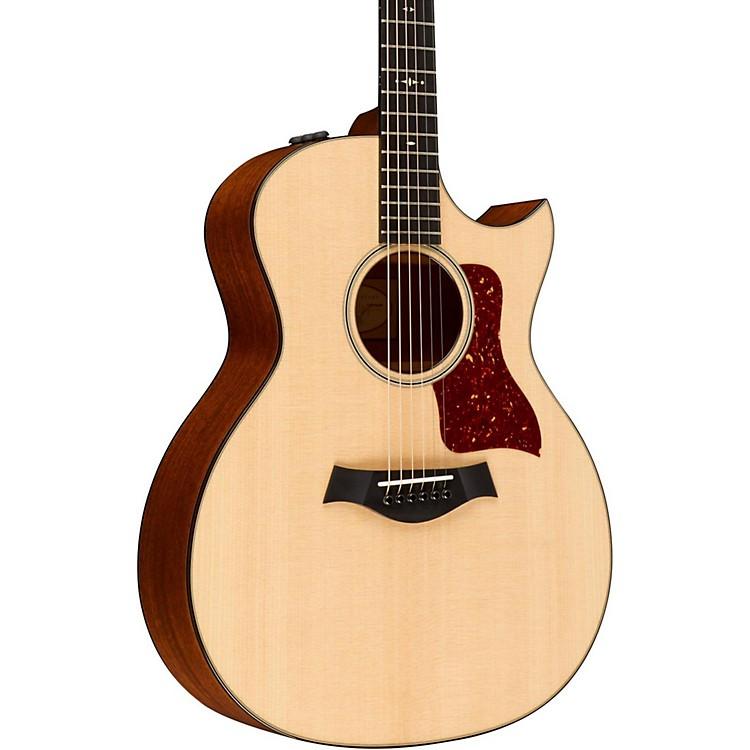 TaylorCustom 514ce Florentine Grand Auditorium Acoustic-Electric GuitarNatural