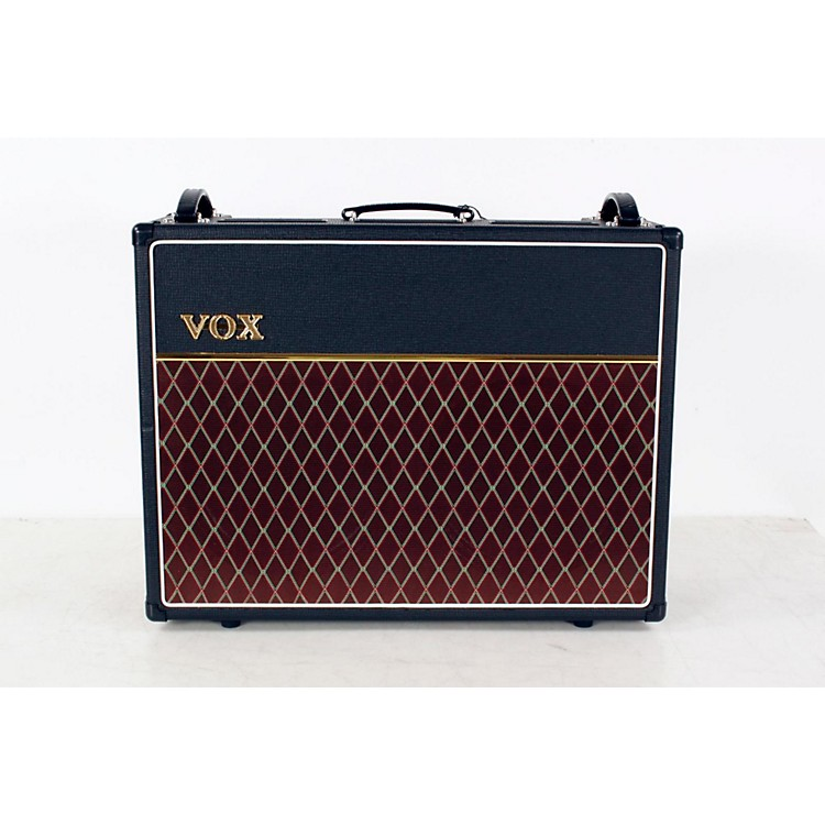 Vox Custom AC30C2 30W 2x12 Tube Guitar Combo Amp Black 888365825755